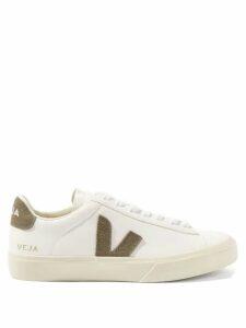 Odyssee - Jeanne Striped Cotton Shorts - Womens - Cream