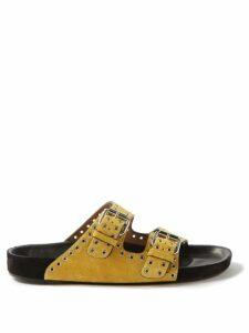 Emma Willis - Linen Shirt - Womens - Mid Blue