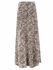 A.P.C. - Roma Striped Oversized Cotton Shirt - Womens - Blue White