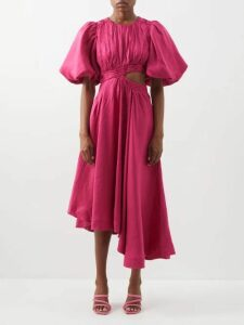 Prada - Cashmere-blend Roll-neck Top - Womens - Camel