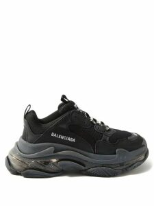Emma Willis - Jermyn Bengal-stripe Linen Shirt - Womens - Blue White