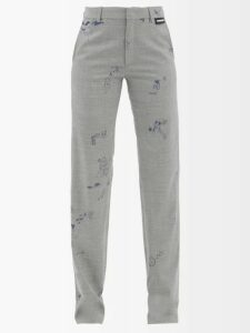 The Row - Margita Roll-neck Silk Sweater - Womens - Black