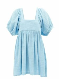 Altuzarra - Sade Metallic Striped Silk Blend Crepe Wrap Dress - Womens - Black