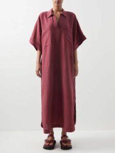 Dolce & Gabbana - Kiera Crystal Brooch Satin Sandals - Womens - Pink
