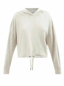 Maison Margiela - Tabi Split Toe Python Print Leather Pumps - Womens - Black White