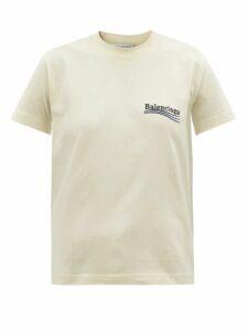 Rupert Sanderson - Melissa Pebble Leopard-effect Leather Sandals - Womens - Leopard