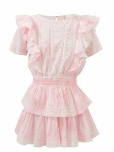 Gianvito Rossi - Manhattan 70 Patent-leather Sandals - Womens - Silver