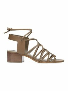 Beaumont Laced Leather Sandals
