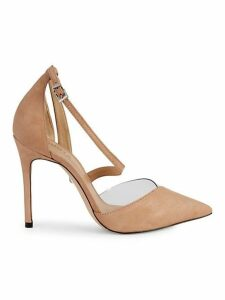 Nissy Suede d'Orsay Stilettos