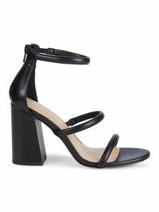 Rain Heeled Sandals