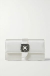 See By Chloé - Metallic Leather Wedge Espadrilles - IT35