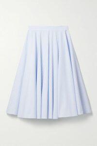 Rupert Sanderson - Meadow Suede Platform Sandals - Black