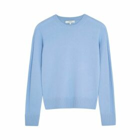 Vince Light Blue Cashmere Jumper