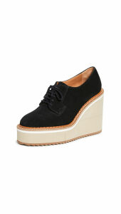 Clergerie Bravo Oxford Platforms