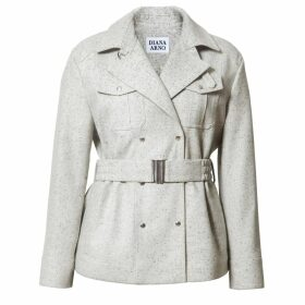 HATHAIRAT - Victoria Neon Orange Bodysuit