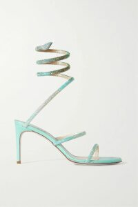 Silvia Tcherassi - Caledonia Cold-shoulder Striped Silk Crepe De Chine And Stretch-jersey Bodysuit - Yellow