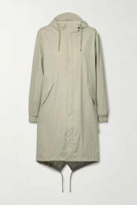 Loewe - Frayed Striped Silk Blouse - Pink
