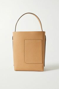 Michael Kors Collection - Ruffled Floral-print Silk-jacquard Shirt - Blush