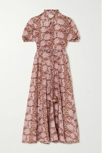 Sonia Rykiel - Striped Cashmere Turtleneck Sweater - Blue