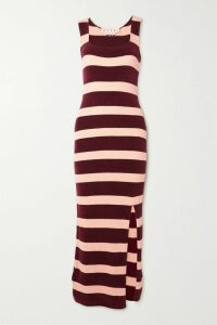 Prada - Printed Cotton-poplin Shirt - Blue