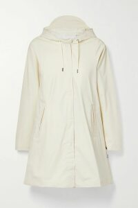 Sacai - Color-block Knitted Sweater - Navy