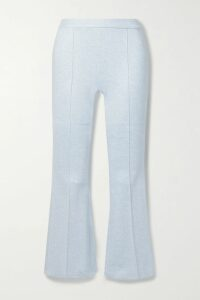 Ulla Johnson - Kiara Embellished Linen And Cotton-blend Blouse - Black