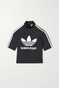 Georgia Alice - Snake-effect Faux Leather Straight-leg Pants - Snake print