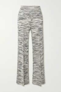 Maison Margiela - Oversized Wool Turtleneck Sweater - Merlot