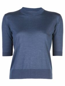 Marni fine knit jumper - Blue