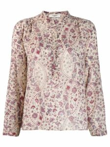 Isabel Marant Étoile Maria printed shirt - Pink