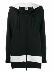 M Missoni logo hoodie - Black