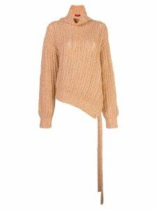 Sies Marjan Nancy turtleneck sweater - Orange