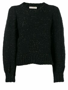 Ulla Johnson knitted jumper - Black