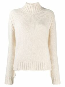 Nº21 knitted jumper - NEUTRALS
