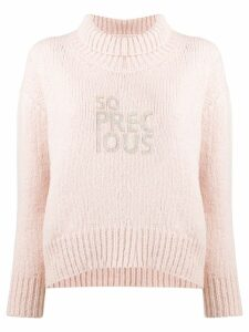 Ermanno Scervino So Precious jumper - Pink
