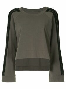 Taylor Pathways sweater - Grey