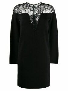 Givenchy lace top dress - Black
