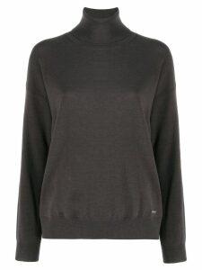 Dsquared2 roll neck sweatshirt - Grey