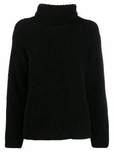 Red Valentino I have a crush on you sweater - Black