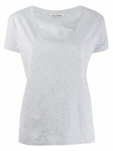 Acne Studios Eldora Mel Base T-shirt - Grey