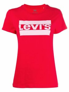 Levi's branded T-shirt - Red