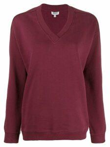 Kenzo oversized logo sweatshirt - Red