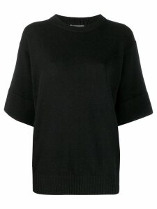 See By Chloé cut out detail jumper - Black