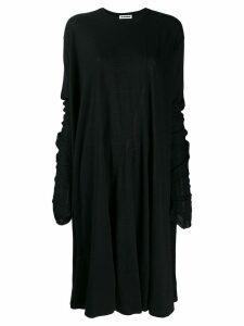 Jil Sander oversized T-shirt dress - Black