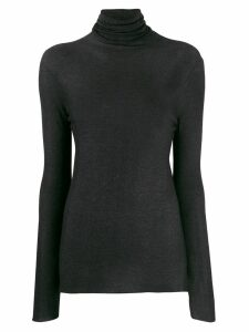 Avant Toi turtle neck top - Black
