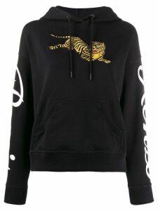 Kenzo Jumping Tiger hoodie - Black