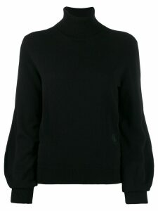 Chloé roll neck jumper - Black