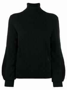 Chloé roll neck jumper - Black