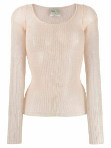 Forte Forte knit jumper - Neutrals