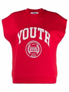 MSGM Youth T-shirt - Red